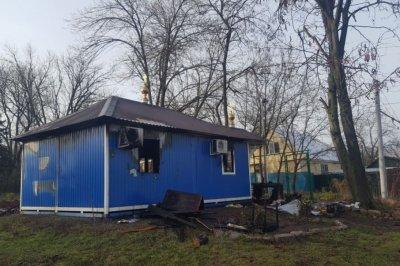 В ростовском парке Собино неизвестные спалили православную часовню