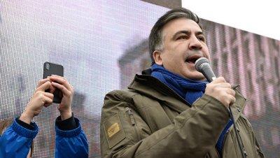 Стало известно, почему сторонники Саакашвили покинули Октябрьский дворец