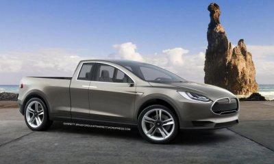 Маск пообещал выпустить пикап Tesla