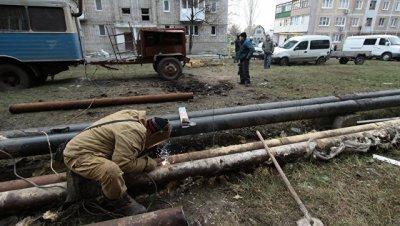 ДНР заявляет об обстреле своих позиций украинскими силовиками