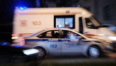 На Ставрополье столкнулись автобус и