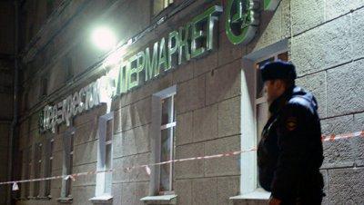 В больницах остаются шесть пострадавших при взрыве в магазине Петербурга