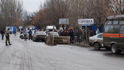 Украинские силовики 5 раз за неделю нарушили перемирие в Донбассе