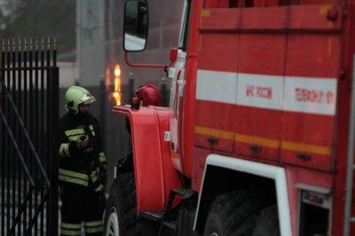 Огонь тушили двадцать пожарных: в Ростове горела пятиэтажка