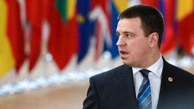 Эстонский премьер поздравил православных с Рождеством на русском языке