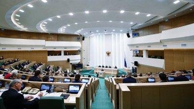 В Совфеде допустили выход из ВТО в случае удовлетворения иска Евросоюза