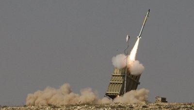 В Израиле рассказали, сколько ракет выпустили по его территории в 2017 году