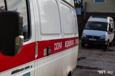 В центре Ростова водитель Daewoo Nexia сбил пешехода