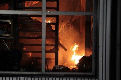 Трагедия на Рождество: в Ростове при пожаре в жилом доме погиб мужчина