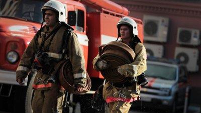 В Тюмени ликвидировали пожар в девятиэтажном доме