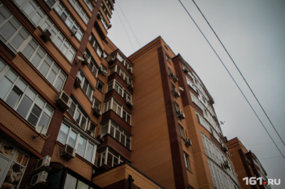 В Ростове за год достроили три проблемных многоквартирных дома