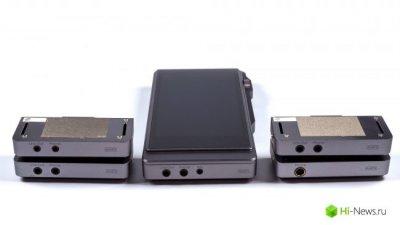 Обзор модулей усиления AMP4 и AMP5 для плеера iBasso DX200