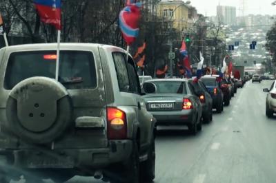 День освобождения Ростова отметят патриотическим автопробегом