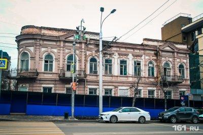 В Ростове под зданием редакции газеты «Приазовский край» на Садовой планируют начать раскопки некрополя