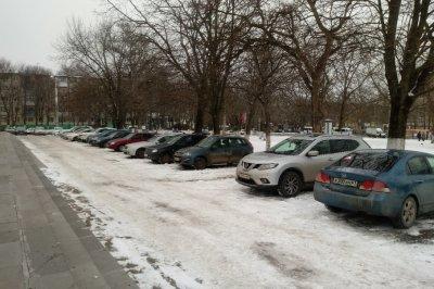 Ростовчанин разогнал 20 автомобилей чиновников с незаконной парковки у администрации Советского района