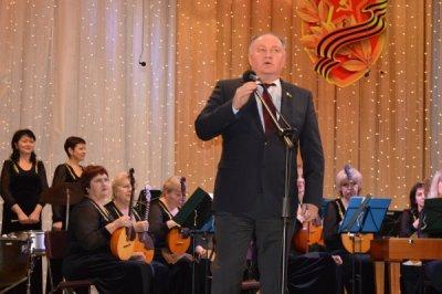 В Белой Калитве прошёл концерт «Белый снег войны»