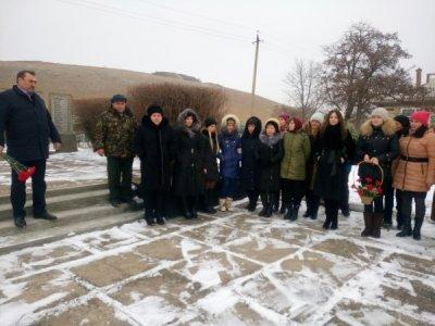 В Белокалитвинском районе прошёл торжественный митинг.