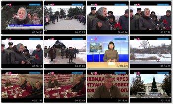 Выпуск информационной программы Белокалитвинская Панорама от 23 января 2018 года
