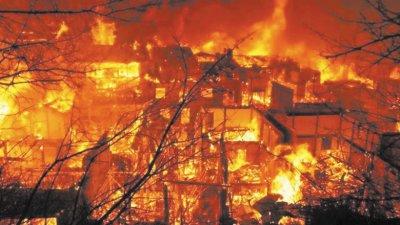 Статистика пожаров в Белокалитвинском районе