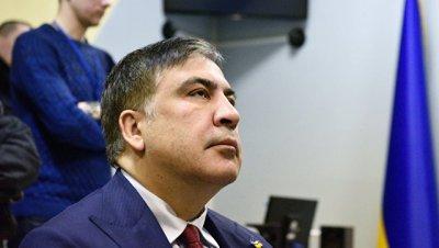 Киевская полиция предложила Саакашвили изменить маршрут марша