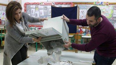 На Кипре завершились президентские выборы