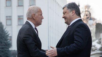 Байдену пригрозили судом в США за оскорбление экс-генпрокурора Украины