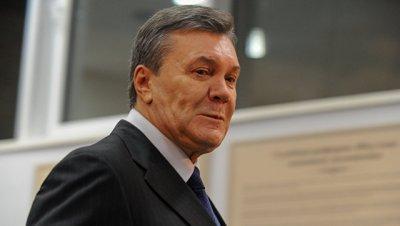 Киевский суд разрешил заочное расследование против Януковича