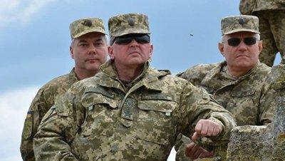 Украина пообещала не захватывать соседей