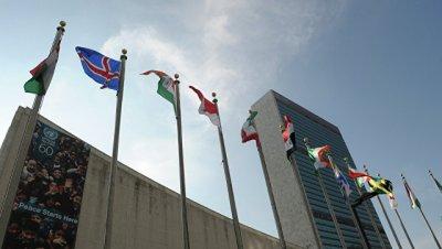 ООН призвала власти Сирии и коалицию США воздержаться от столкновений