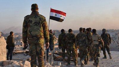Сирийская армия полностью освободила от ИГ* провинции Хама и Алеппо