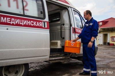 Водитель «десятки» сбил в одном из дворов Ростова 7-летнего мальчика