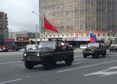 В честь годовщины освобождения Ростова по городу проедет техника времен войны