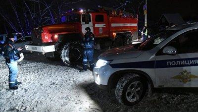 Колокольцев прибыл на место авиакатастрофы Ан-148