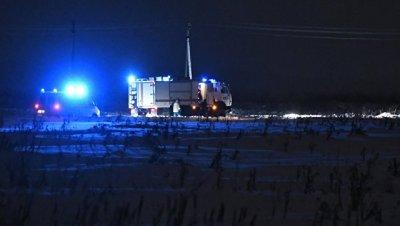 Упавший в Подмосковье Ан-148 перед полетом прошел техническое обслуживание