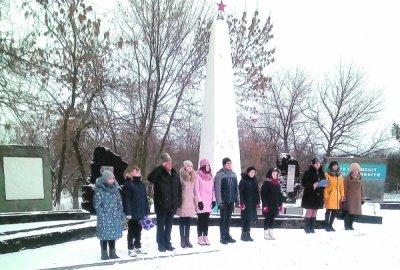 В Белой Калитве отметили годовщину освобождения Белокалитвинского района от немцев