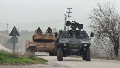 Турция считает сообщения о вводе сирийской армии в Африн дезинформацией