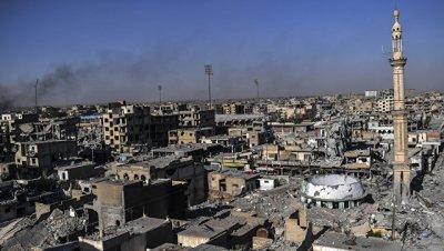 Де Мистура оценил предложение Шойгу о создании комиссии ООН по Ракке