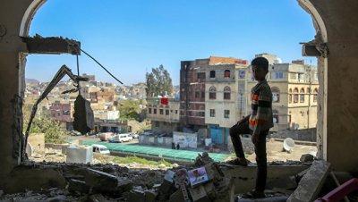 Россия заблокировала в Совбезе ООН проект резолюции по Йемену
