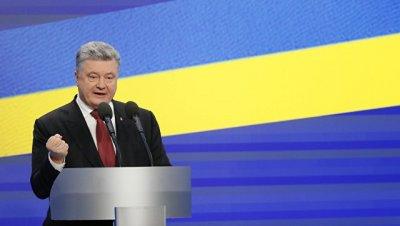 Порошенко заявил, что министр обороны Украины должен быть гражданским