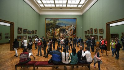 Третьяковская галерея стала музеем года по версии The Art Newspaper Russia
