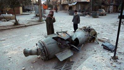 РФ готова представить в СБ ООН резолюцию о расследовании химатак в Сирии