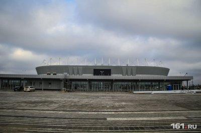 Строительство новой гандбольной арены в Ростове начнут в 2019 году