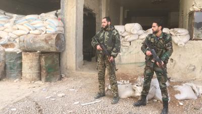 Асад пообещал продолжить операцию против террористов в Восточной Гуте