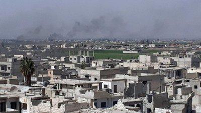 Боевики выпустили по Дамаску 24 мины за сутки