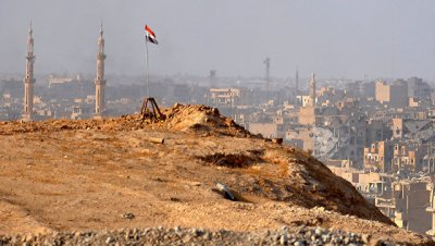 В Сирии более 400 человек за сутки вернулись в свои дома
