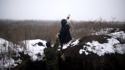 В ЛНР заявили об обстреле со стороны украинских силовиков