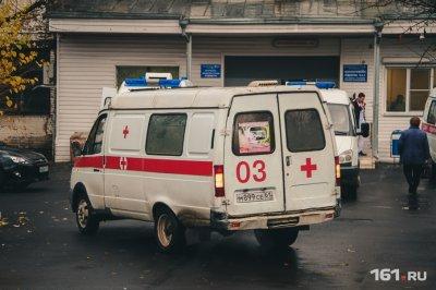 Состояние удовлетворительное»: раненного на проспекте Стачки в Ростове мужчину госпитализировали