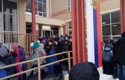 Ростовские школы «заминировал» бездомный,желая заработать