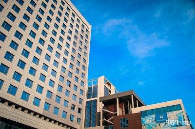 В строительство ростовского отеля Hyatt планируют вложить еще восемь миллиардов рублей