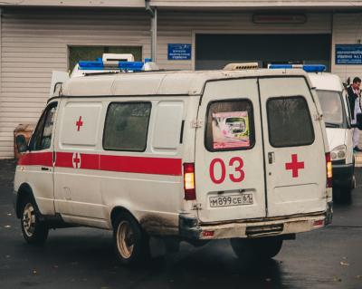 В Миллеровском районе произошла массовая авария: есть жертвы